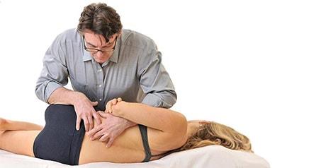 Osteopathie-Frauen